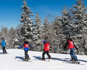 snowshoe is a kid-friendly place to be!