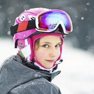 teaching kids how to ski can take some time but there are a few ways to help build their confidence out on the snow