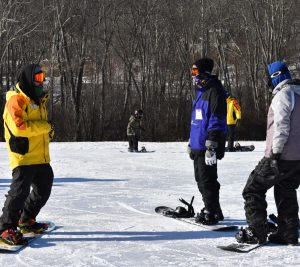 shawnee is just one of several resorts participating in national learn to ski and snowboard month