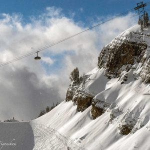there are some truly challenging mountains in north america like jackson hole