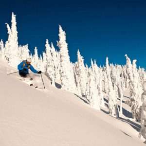 try hitting red mountain resort up this season to see if you can take it on