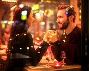 wining and dining and enjoying each other's company is easy at these incredibly romantic ski resorts