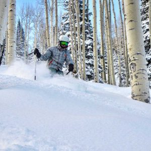 don't ever underestimate the power of smaller ski resorts like powderhorn