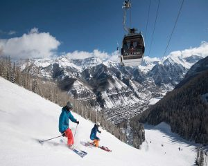 there's something about telluride that makes it truly one of the top powder resorts in colorado