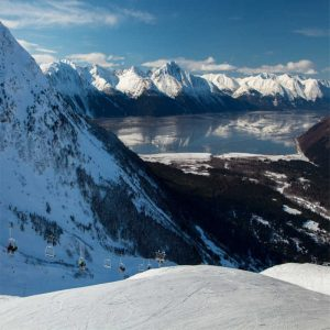 Find a unique ski vacation at Alyeska on your next trip