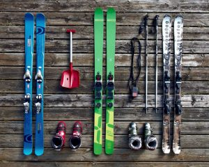 equipment is a large consideration when backcountry skiing
