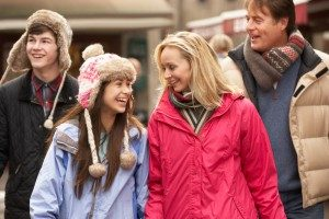 family-with-teens-waling-in-ski-resort2
