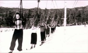 the history of big bear is as rich as the land around it and has seen some big changes over time