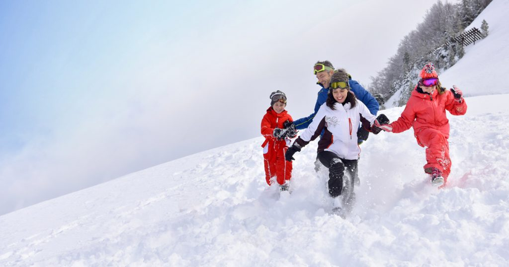 There are affordable ways to get your family on the slopes this winter. We have some tips and tickets to save you money on a ski vacation.