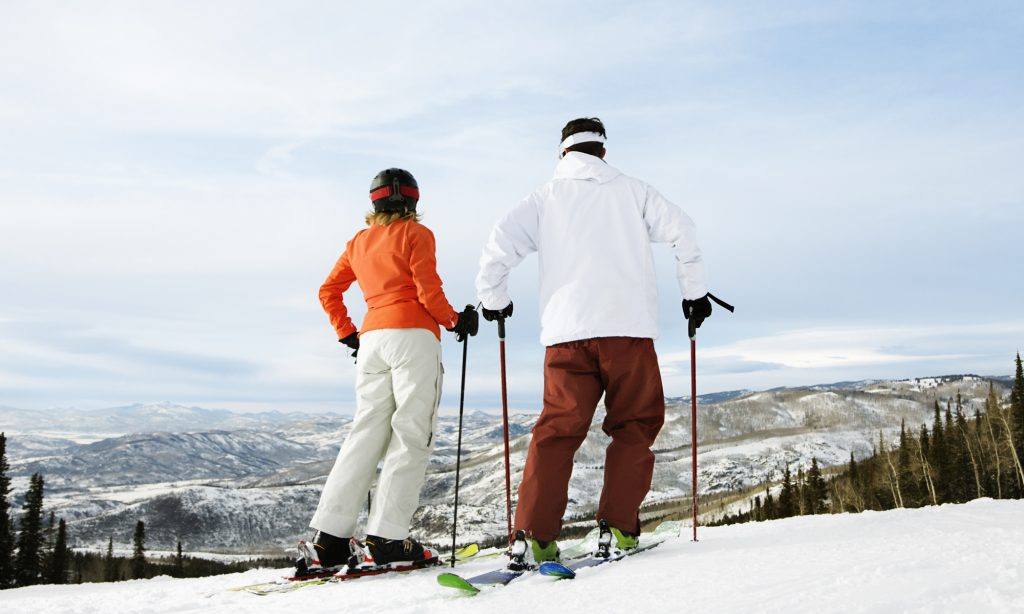 At Steamboat, you'll truly appreciate the serenity and remote feel of being deep in the heart of the Rocky Mountains.