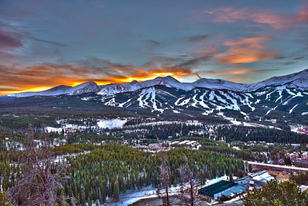 You'll love the epic skiing in Breckenridge during the day, and the dining and nightlife options in town every evening.