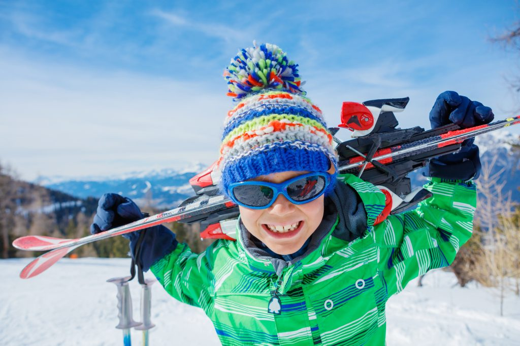 The Snowstang bus from Union Station in downtown Denver is a convenient way to get to local ski resorts like Arapahoe Basin and Steamboat Springs. With affordable rates, the bus service is a perfect (and fun) transportation option for a quick weekend getaway.