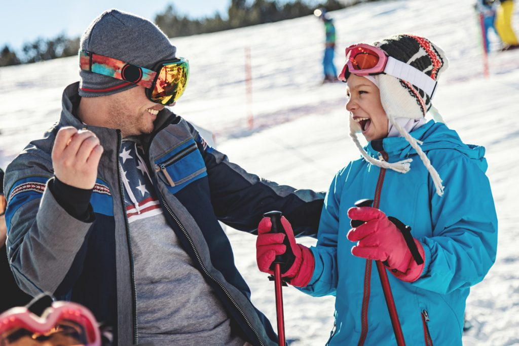 Making sure that you're physically fit for skiing can make sure it's all smiles when you hit the slopes for your vacation.