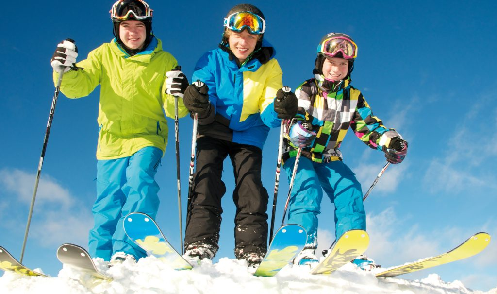 Get the family away for a memorable ski vacation, and save money at the same time! These top ski resorts offer free skiing, free rentals and more for older kids.