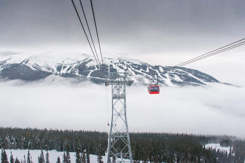 There are several ski rental delivery companies that can get you ready for skiing and snowboarding at Whistler Blackcomb.