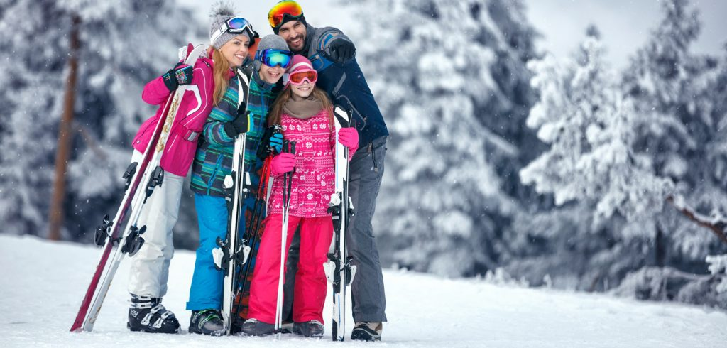 Local Banff and Lake Louise ski rental companies offer delivery free of charge and feature the best names in ski gear and apparel.