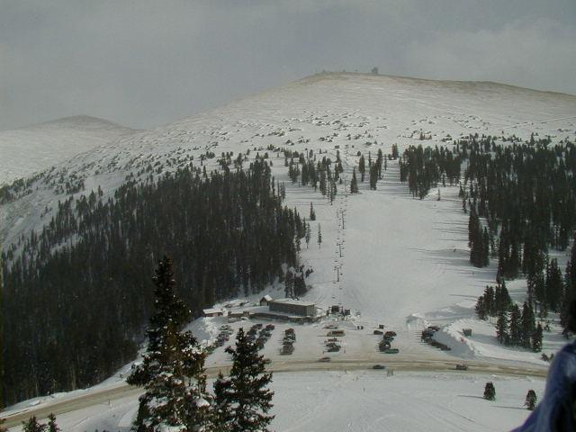 Berthoud Pass Ski Area is just one of the many resorts that have closed down over the years. Let's look at a few old favorites that we'd love to rip today. Unfortunately, we can't. (Photo courtesy coloradoskihistory.com)