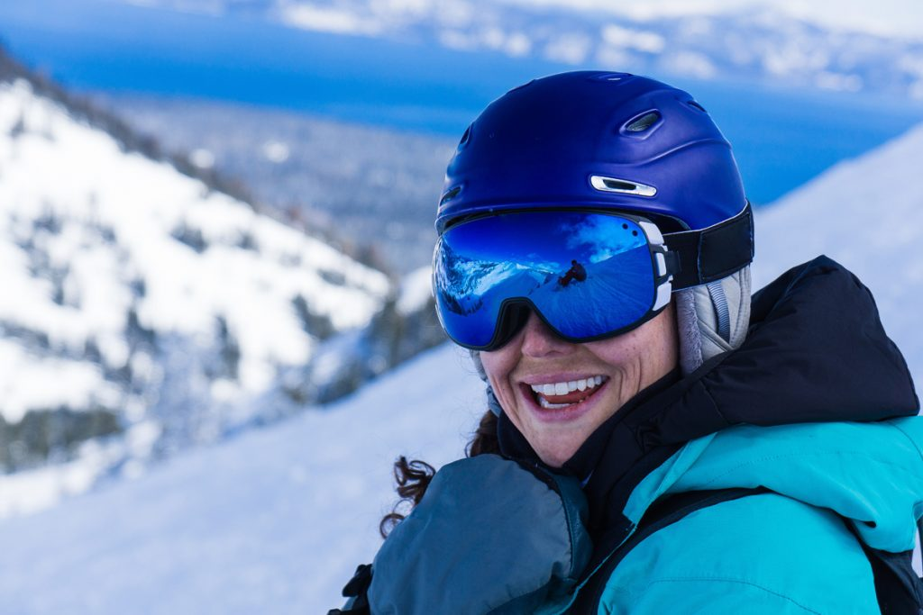 There are a few great ski rental companies around South Lake Tahoe that offer free delivery so you can meet up in your condo or on the slopes. Whatever works for you!