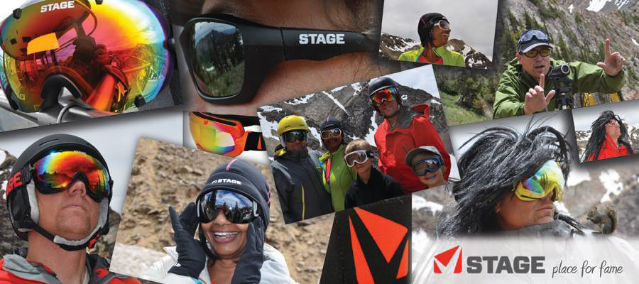Stage is known for quality eyewear that can withstand the rigors of outdoors. Now the retailer is offering a special deal on customizable ski goggles exclusively with SkiCoupons.com.