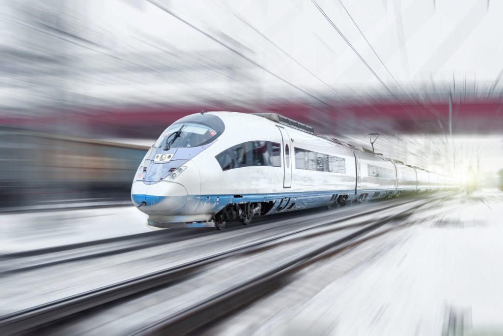 A high-speed train from Denver to the ski resorts along Interstate 70 would be pretty sweet, so why isn't there one yet? There are a few reasons why, but the idea isn't completely off the table.